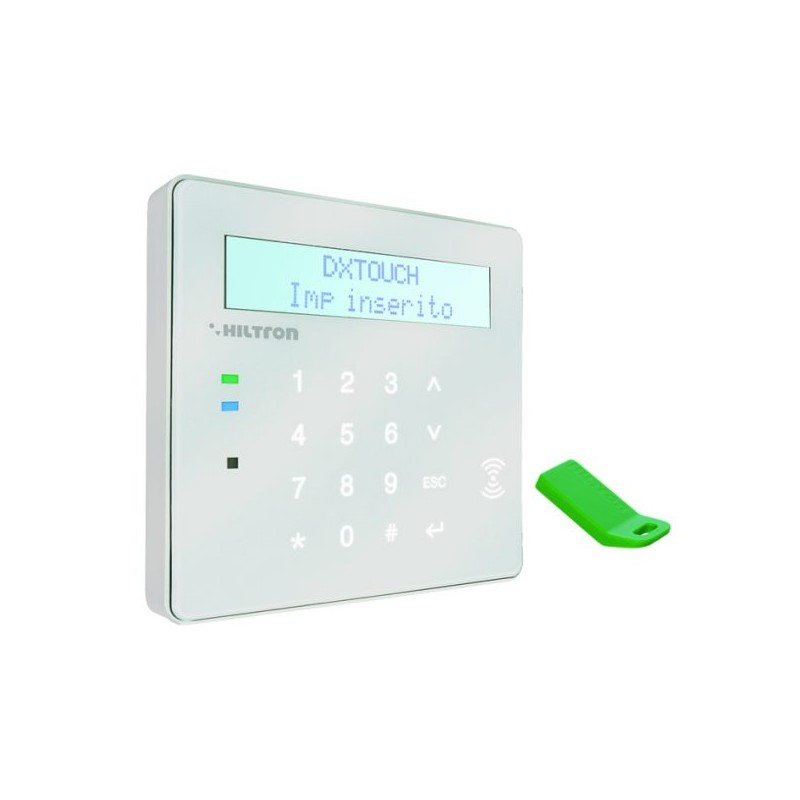 Console DX Touch RS485